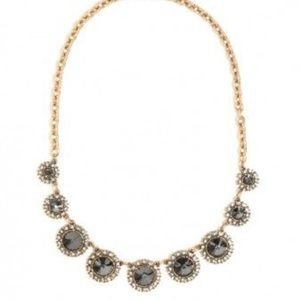 Baublebar | Britannia Round cut statement necklace